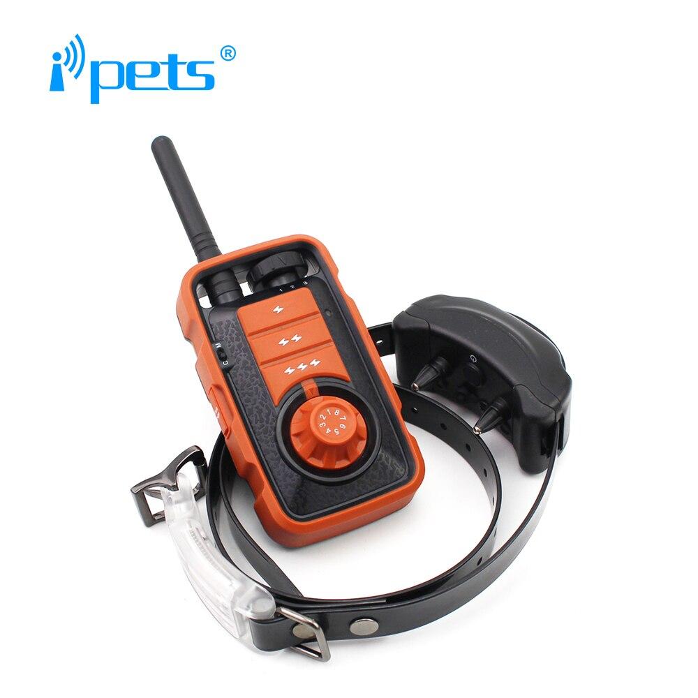 Ipets PET610 1 新しい強力な電気ショック犬の訓練の襟ビープ音 & 振動電気ショック犬の首輪大型犬  グループ上の ホーム&ガーデン からの トレーニング襟 の中 1