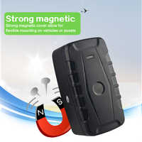 LK209C Car GPS Tracker Real Time Vehicle Locator Powerful Magnet 20000mAh Battery Standby Time 240Days Waterproof IP67 Car Track