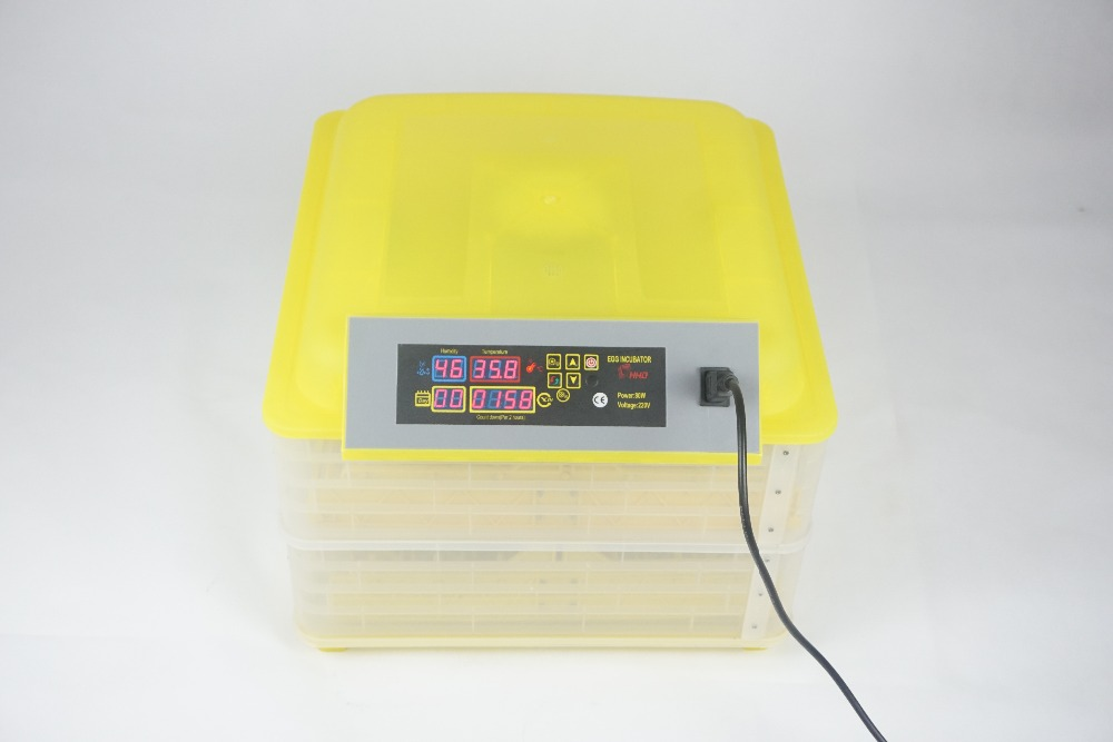 Chicken Duck Incubator Brooder Poultry Incubator Machine Mini Automatic Egg Incubator 96 Egg top selling automatic egg incubator mini 48 egg incubator for sale
