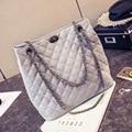Womens Bag Designer Handbags High Quality Handbag Woman Bags 2016 Bag Handbag Fashion Handbags Diamond Lattice Chains Tote Lock