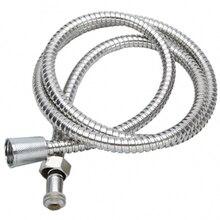 Bathroom Replacement Anti-twist Shower Hose 1.5m flexible Stainless Steel chrome shower head bathroom water hose