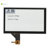 ZhiYuSun 170922 193mm*117mm 8inch NEW touch screen panel 193*117 TOUCH glass Capacitive touch screen