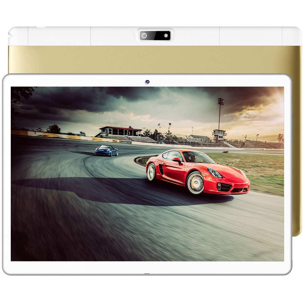 NERLMIAY 2018 New Tablet Android 4.4 2GB RAM 32GB ROM Multi-Touch Bluetooth Double SIM Card High-Grade Portable Tablet PC 1