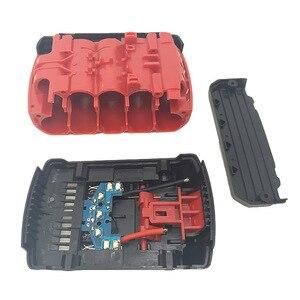 Image 3 - Power Tool Batterij Plastic Shell Vervanging Case voor Bosch 18V Cover (Geen Cellen Binnen) BAT618