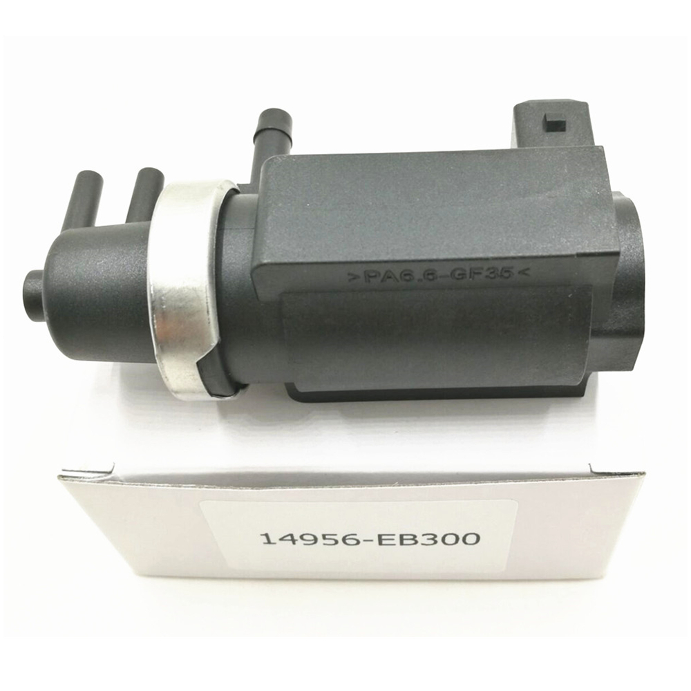 New Turbo Pressure Solenoid Valve 14956-EB300 14956-EB30A 14956-EB70B 14956-EB70A senin for Nissan Pathfinder Navara