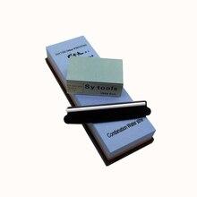 цена на Premium Whetstone Knife Sharpening Stone 2 Side Grit 240/800 Waterstone |Best Whetstone Sharpener| NonSlip Nylon Base Guide