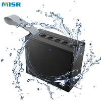 Mini Wireless Portable Bluetooth Speaker Built In Led Light FM Radio MIC Microphone Support SD TF