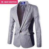 Verão Estilo de Negócios de Luxo Homens Blazers Terno Ocasional Set Profissional Vestido de Casamento Formal Projeto Bonito Plus Size M-2xl