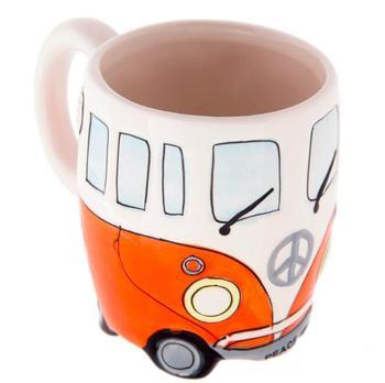 400ml Creative Hand Painting Mugs Retro Ceramic 1