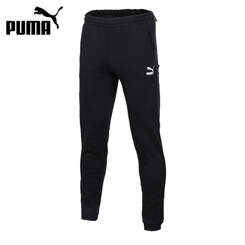 цена Original New Arrival 2018 PUMA Archive Graphic Rib Pants Men's Pants Sportswear