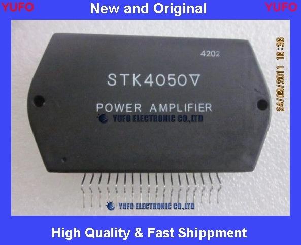 Frete Grátis Módulo Amplificador IC STK4050 AF/STK4050V (NOVO)