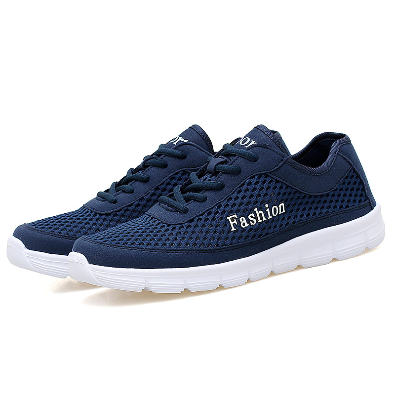 Mens Sneakers Spring Autumn Men Running Shoes Trending Style Sports Shoes Breathable Trainers Sneakers For Male AA20012
