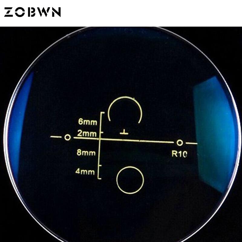 index 1.61,1.67,Multifocal Progressive lens,Anti blue from computer mobile, TV,free form lens gafas,prescription lens,Anti UV400