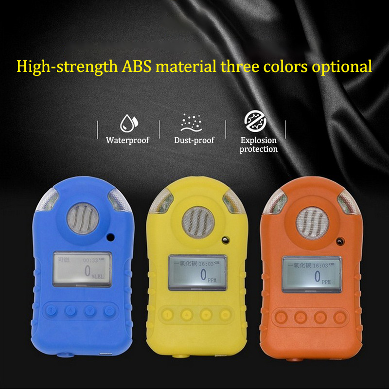 Cl2 Chlorine Gas Detector Gas Analyzer with Sound+Light+Shock Alarm Professional Cl2 Gas Leak Detector Air Gas Monitor Sensor