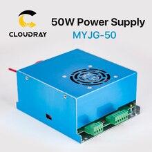 Cloudray 50 W CO2 Laser Alimentation pour CO2 Laser Gravure Machine De Découpe MYJG-50