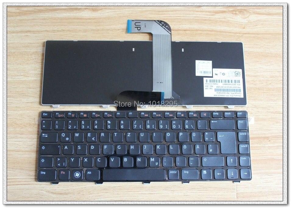 German keyboard for DELL INSPIRON 14R N4110 M4110 N4050 M4040 N5050 M5050 M5040 N5040 X501LX502L P17S P18 N4120 M4120 L502X