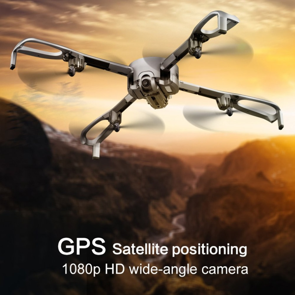 New SMRC S21 5G RC Drone Intelligent GPS Positioning Professional Quadcopter VR 3D Mode Foldable Drone with Camera HD 1080P