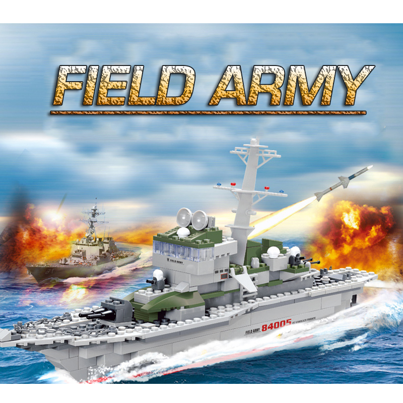 Toys & Hobbies Aspiring 228pcs Military Uss Warship Building Blocks Toys Compatible Technic Army Ship Diy Educational Bricks Toys For Children Choice Materials