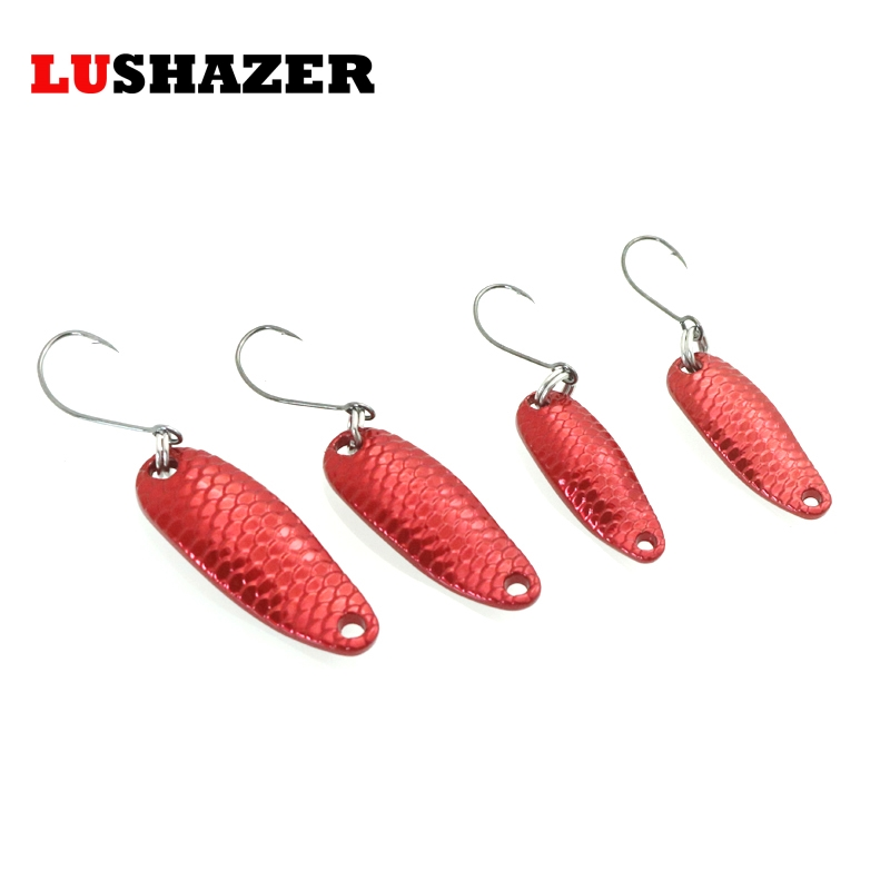6pcs/lot fishing trout spoon lure 1.5g 2.0g 2.5g 3.5g metal jig hard bait bkk hooks fishing lures saltwater fishing tackles wldslure 4pcs lot 9 5g spoon minnow saltwater anti hitch crankbait hard plastic plainting fishing lures bait jig wobbler lure