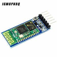 1pcs/lot HC-05 HC 05 RF Wireless Bluetooth Transceiver Slave Module RS232 / TTL to UART converter and adapter