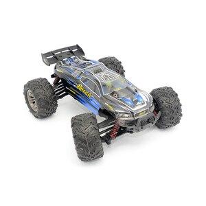 Image 5 - RC Auto elettrica 1/16 4WD 4x4 2.4 GHz di Guida Auto Auto Bigfoot Auto Telecomando Modello di Auto di Alta  velocità Off Road Del Veicolo Giocattoli Per Bambini