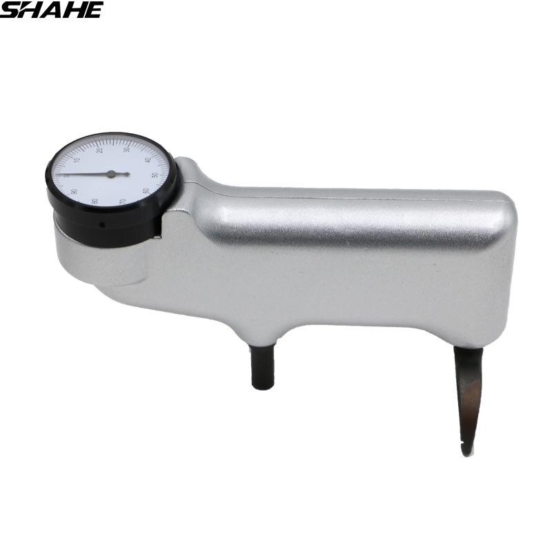 Shahe portable en aluminium testeur de dureté Barcol testeur de dureté compteur pour En Aluminium Alliages De Cuivre 934-1