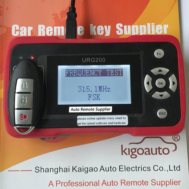 US $21 85 15% OFF|Smart key 3 button 315Mhz 285E3 AC70D for Nissan Versa  Armada Rogue 2007 2008 2009 2010 2011 2012 2013 CWTWBU729 keyless remote-in