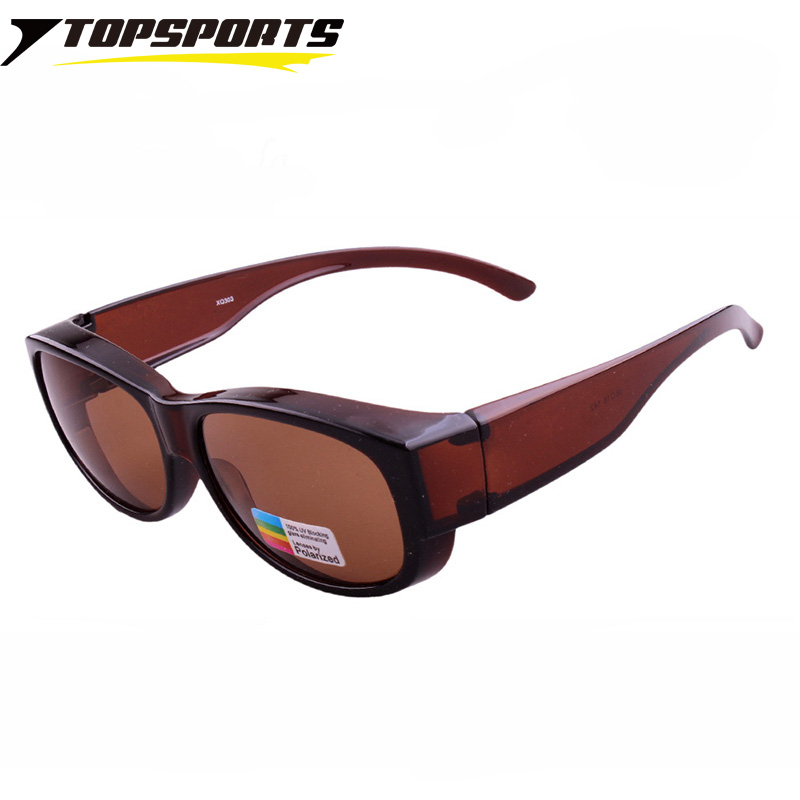 TOPSPORTS Men Women Fit over Polarized Sunglasses Sports