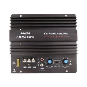 12V 600W Car Audio Power Ampli
