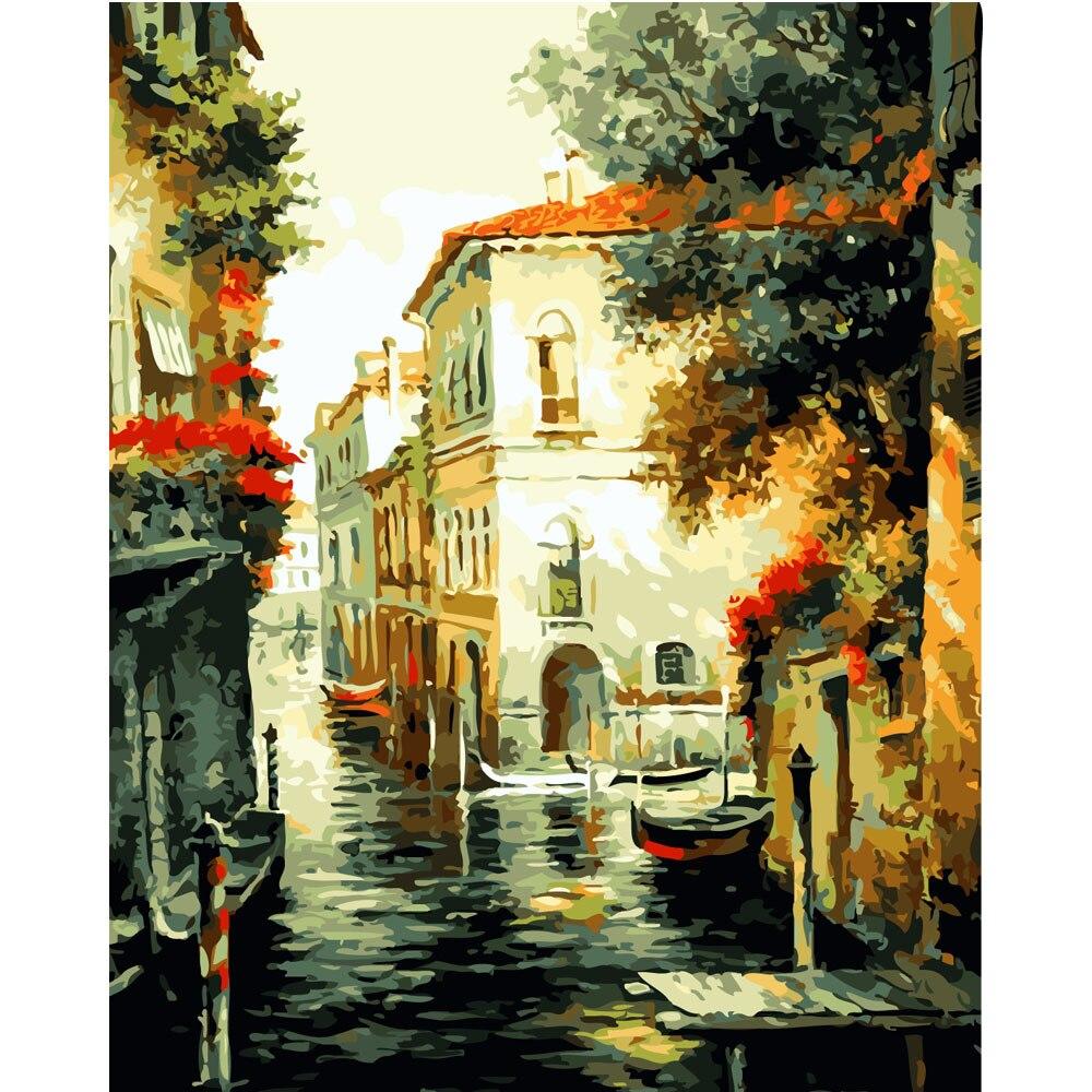 Для, италия в картинках нарисованная