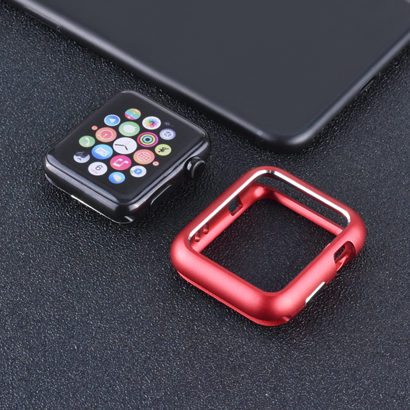 Magnetic Adsorption Case for Apple Watch 34