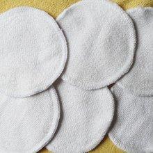 120pcs/lot washable 100%bamboo bra pads breast pad nusring pads