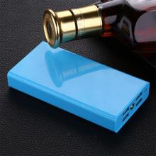 2.1A 4USB Power Bank Case 6x18650 Battery Charger DIY Box Case Kit for Phone New DROPSHIP Feb 9