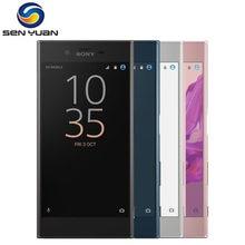 Oryginalny odblokowany Sony Xperia XZ F8331 3GB RAM 32GB ROM GSM 4G LTE Android Quad Core 5.2