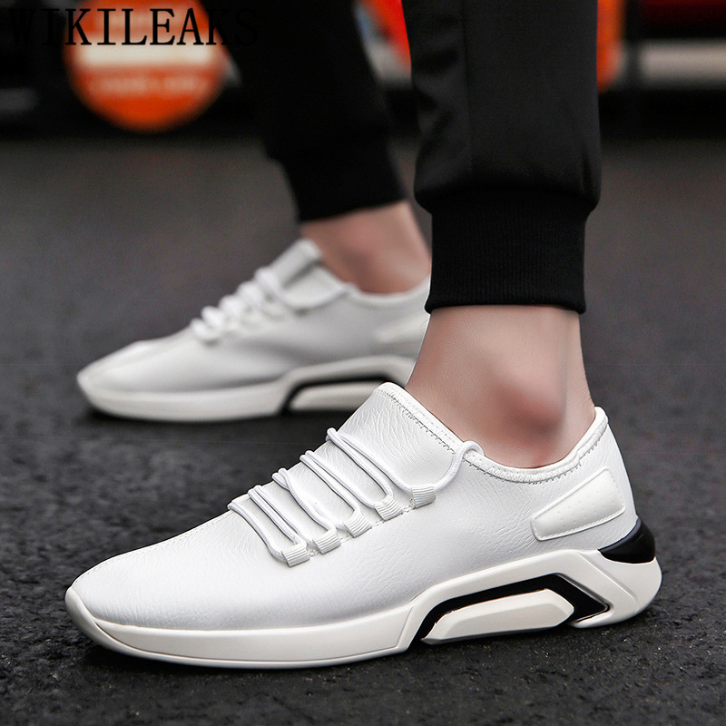 white sneakers casual shoes men leather sneakers men luxury brand designer shoes men high quality breathable shoes buty meskiewhite sneakers casual shoes men leather sneakers men luxury brand designer shoes men high quality breathable shoes buty meskie