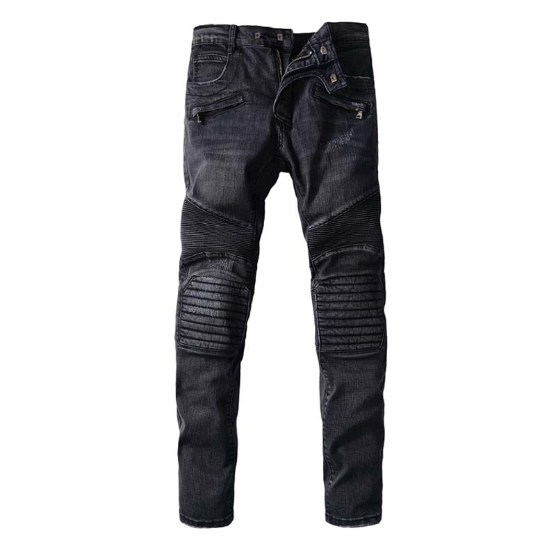 Mens Slim Fit Designer Jeans Billie Jean