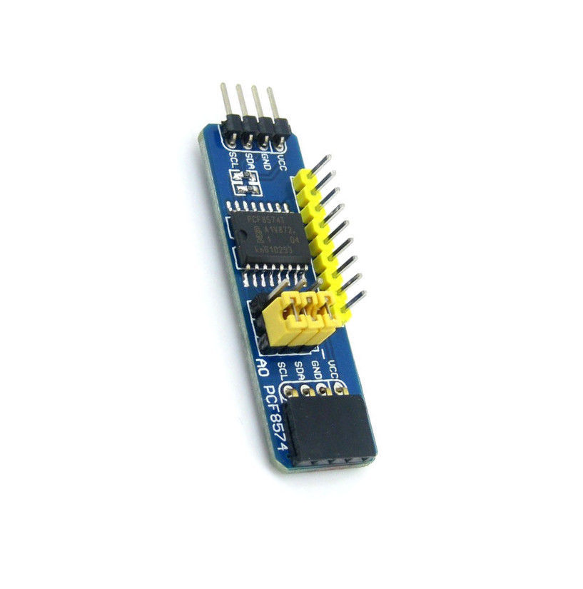 PCF8574 I2C Interface 8-bit IO Expansion Board I/O Expander I2C-Bus Evaluation Development Module