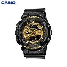 Наручные часы Casio GA-110GB-1A мужские электронные на пластиковом ремешке