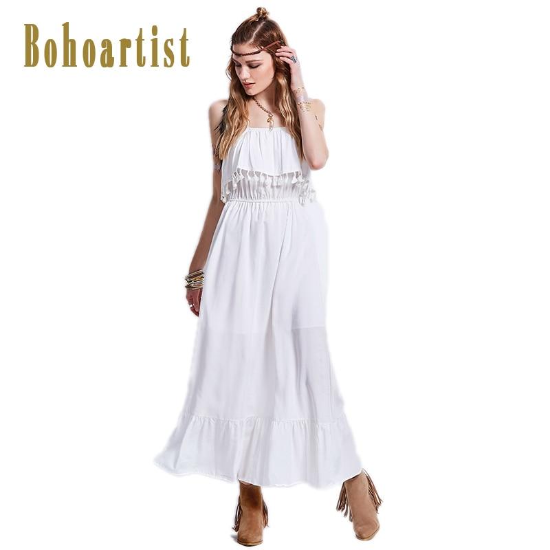 Online Get Cheap Pleated White Maxi Dress -Aliexpress.com ...