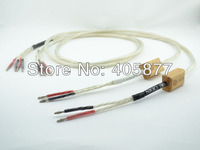 2.5M Nordost Odin Speaker cable single with banana plug 2 to 2 100% brand new pair