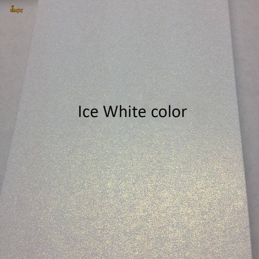 50 ICE WHITE DOUBLE SIDED PEARL PAPER 120 gsm