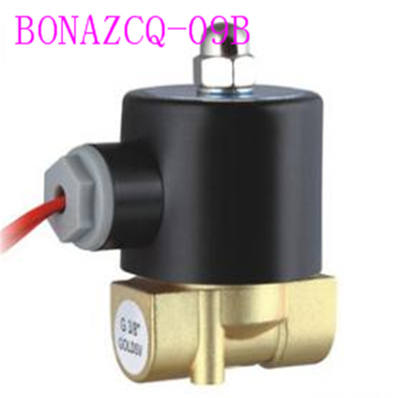 Supply submerged arc welding machine tap protection welding machine CNC cutting equipment class BONAZCQ 09B solenoid valve in Valves Parts from Automobiles Motorcycles