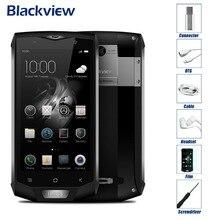 Blackview BV8000 Pro 4 г мобильный телефон 5.0 «MTK6757 Octa core android 7.0 6 ГБ Оперативная память 64 ГБ Встроенная память 16MP Водонепроницаемый IP68 4000 мАч смартфон