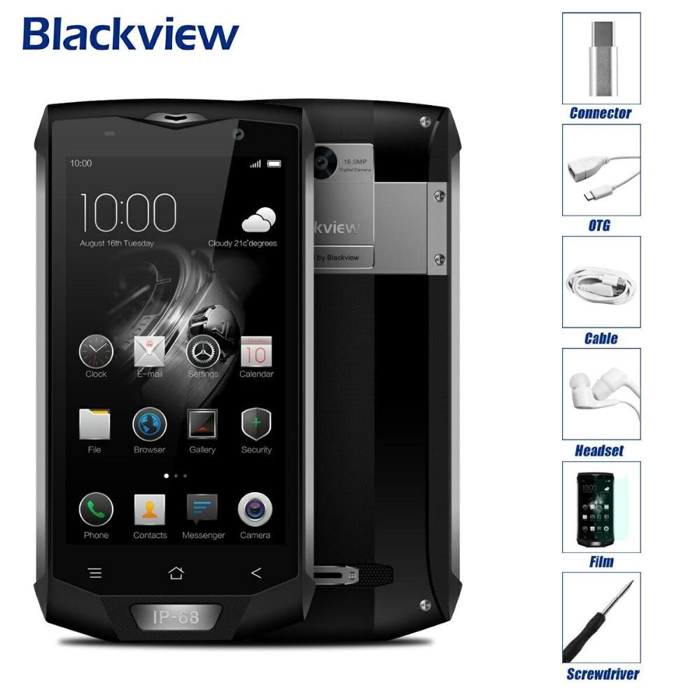 Blackview BV8000 Pro 4G Teléfono Móvil 5.0 \