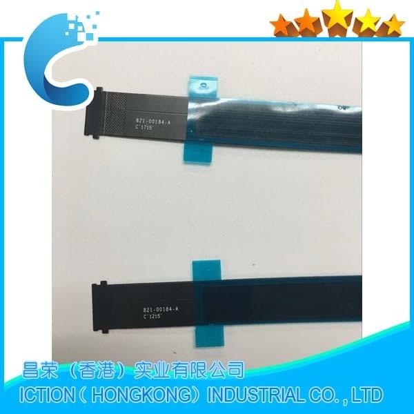 10pcs/lot Original New 821-00184-A Touchpad Trackpad Flex Cable For MacBook Pro Retina 13.3
