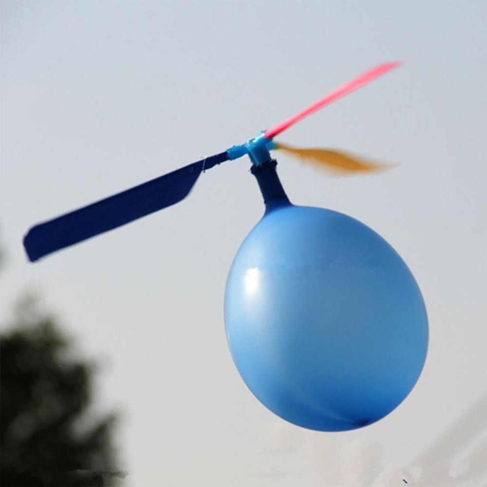 Balões Avião MrY 2017 Chegada Nova Ambiental Crianças Aeronaves Voando Brinquedo Ao Ar Livre Indoor