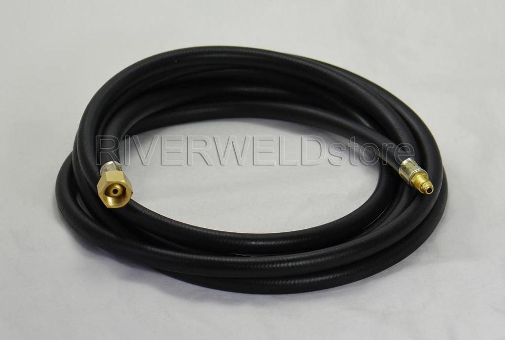 TIG Welder Torch Replacement Power Cable Gas and Electric Cable Hose 11-1/2-Foot 3.7Meter For TIG WP SR PTA SD 17 Series 150a wp 17 wp 17 tig torch complete package 4m 12feet pta db 17 with m16x1 5mm connection