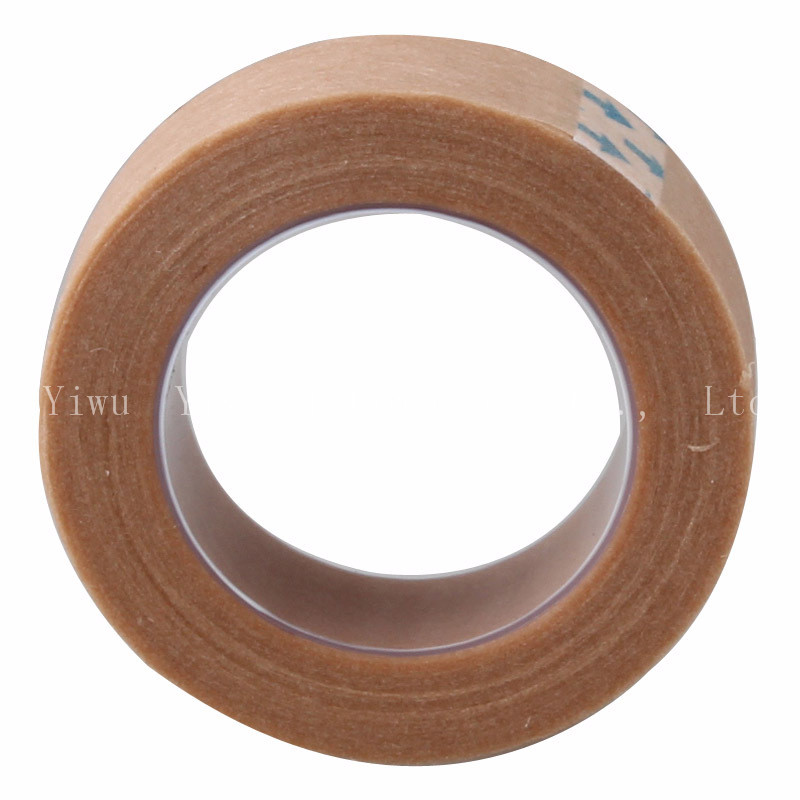 New 100PCS Skin Color Eye Pad Silk Isolation Tape Eyelash Extension Under Patch Individual False Eyelash Non-woven Wrap Tape