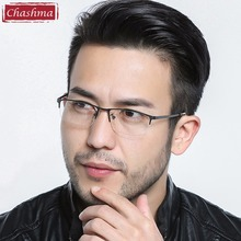 2017 New Men's Alloy Eyeglass Half Frame Men Glasses Quality Frame Eye Flasses Frames Myopia Spectacles Male Black Eyewear fashion pvc frame spectacles eyeglass black