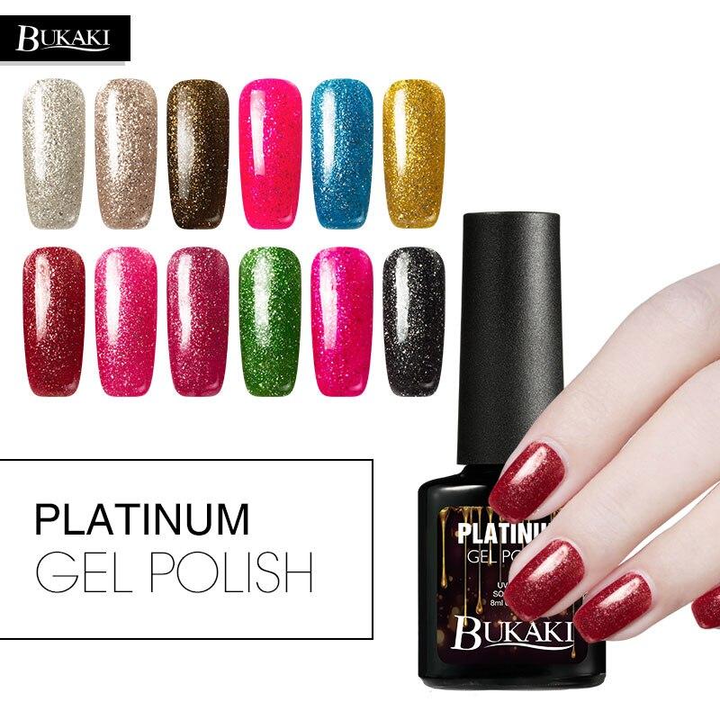bukaki platinum nail polish